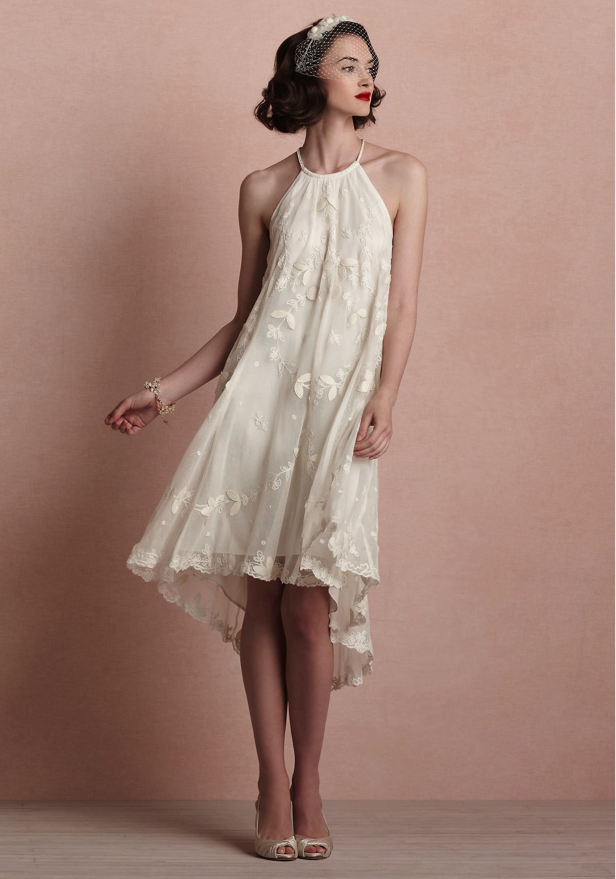 Charming and affordable destination wedding dressing from BHLDN ...