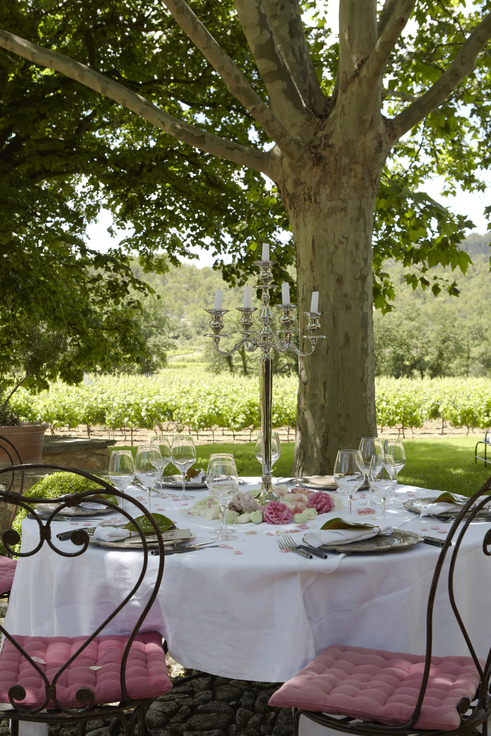 Where To Have A Dream Wedding In Provence Destination W