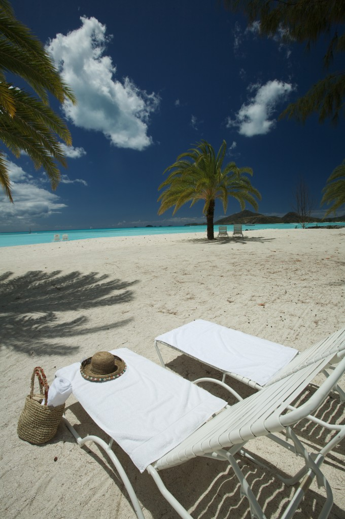 A no-cost week at Jolly Beach? Sweet.