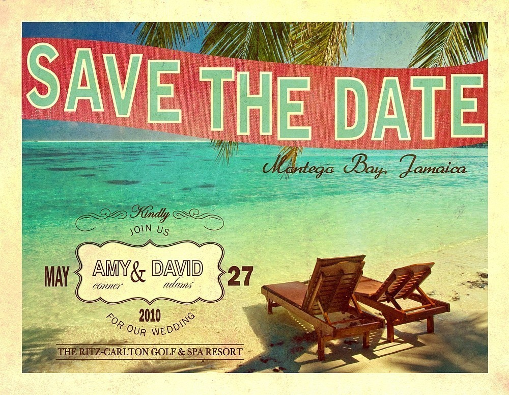 When To Send Save The Dates 5 Do S And Don Ts Destination W