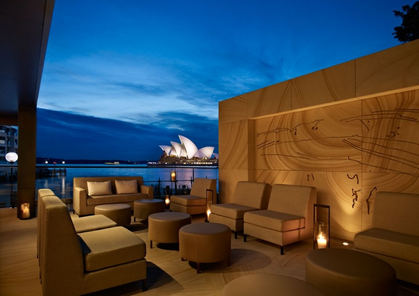 Four destination wedding venues with world famous views for Hotel park hyatt sydney