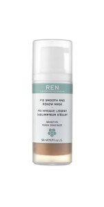 REN F10 Smooth and Renew Mask, $37
