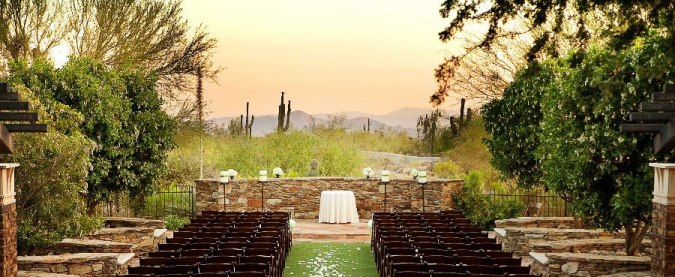 A Southern Italian Wedding In The Arizona Desert