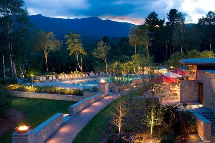 Vermont S Prettiest Wedding Resort Opens Today Topnotch At Stowe Destination W