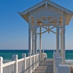 Florida Gulf Coast's Carillon Beach Pier