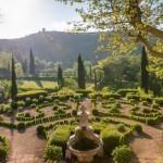 Gardens of Domanine de la Baume