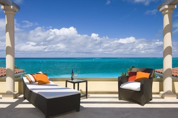 Grace Bay Villa Penthouse