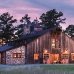 Sandy Creek Barn Ritz-Carlton