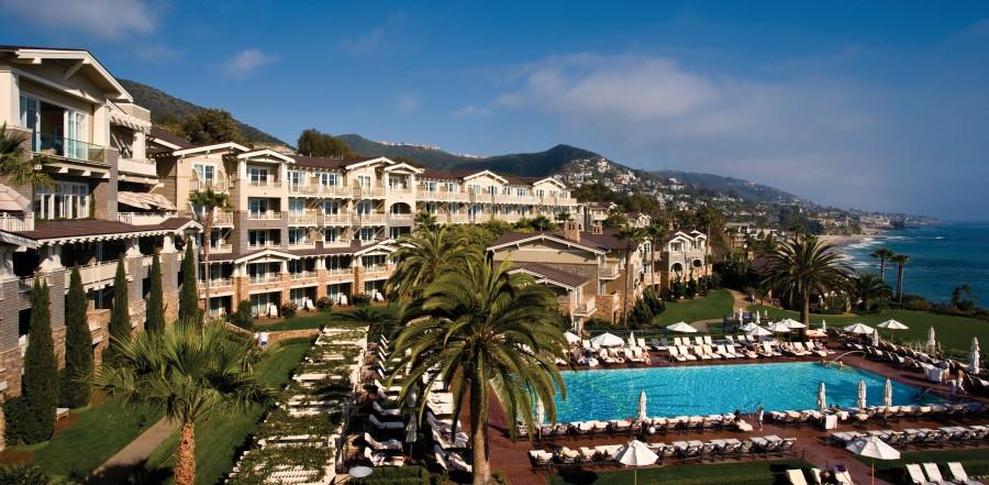 Montage Laguna Beach Resort Exterior