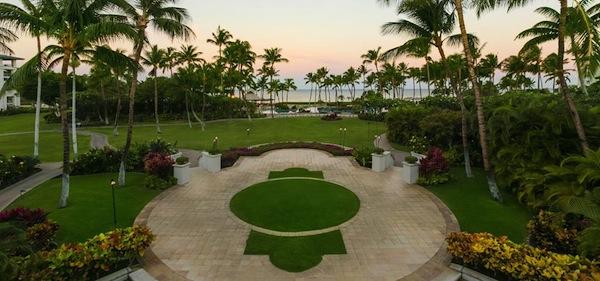 Fairmont Orchid hotel, Big Island, Hawaii