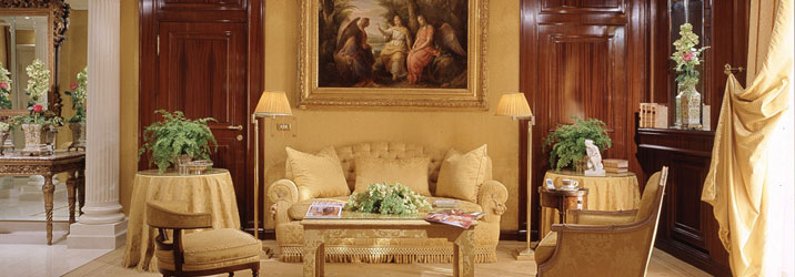 The Hassler hotel Rome