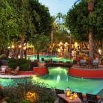 FireSky REsort oasis pools