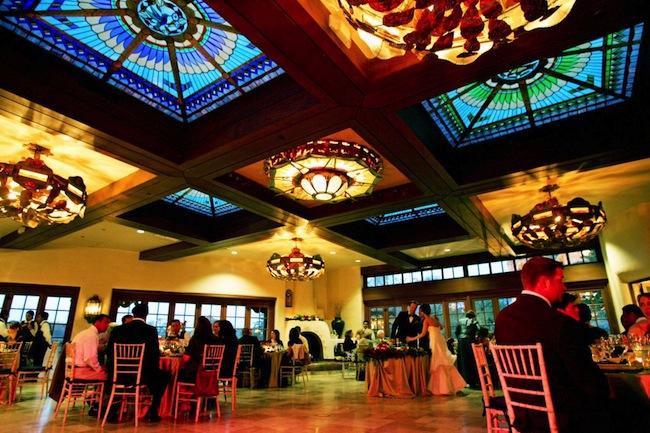 La Fonda ballroom