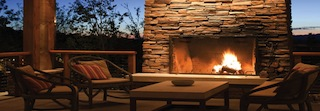 Four Seasons Fireplace Santa Fe