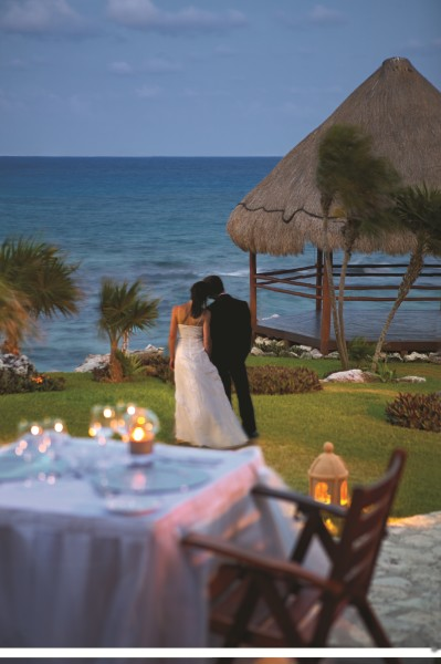 Occidental Grand Xcaret Wedding One Of The Caribbeans Best Bargains