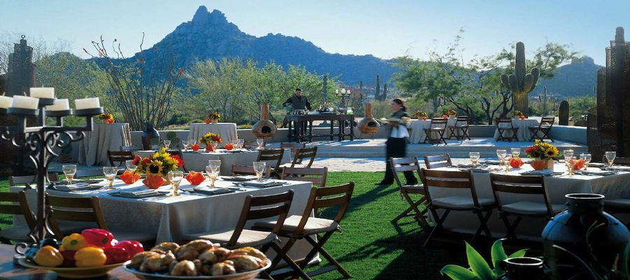 Ironwood Terrace at Four Seasons Scottsdale at Troon North