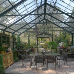 A glorious Long Island greenhouse