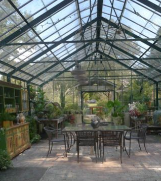 A glorious Long Island greenhouse
