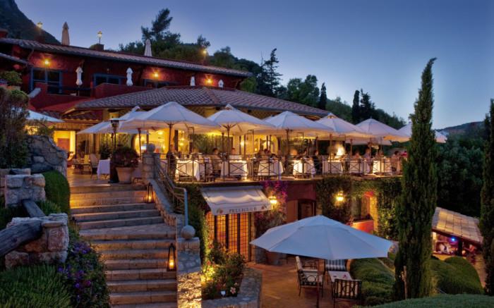 Michellin Star Restaurant San Diego