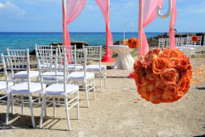 Decorations For Beach Wedding On With Destination Dress Ideas Archives 14