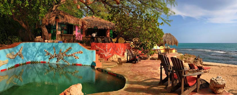 Pools at Jakes, Treasure Beach, Jamaica