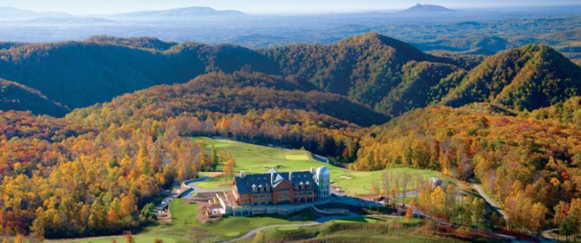 Primland aerial view