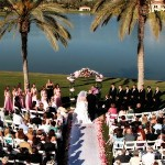 Lakeside wedding at The McCormick Scottsdale
