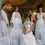 French wedding gowns from Delphine Manivet