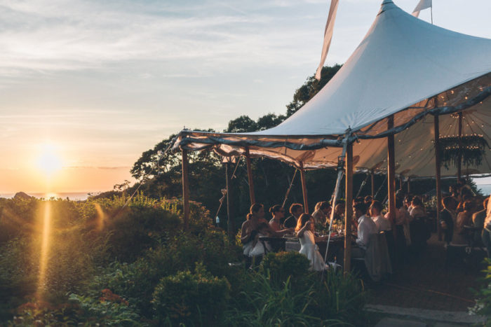 A Beach Plum Inn wedding makes the most of Martha's Vineyard sunsets.