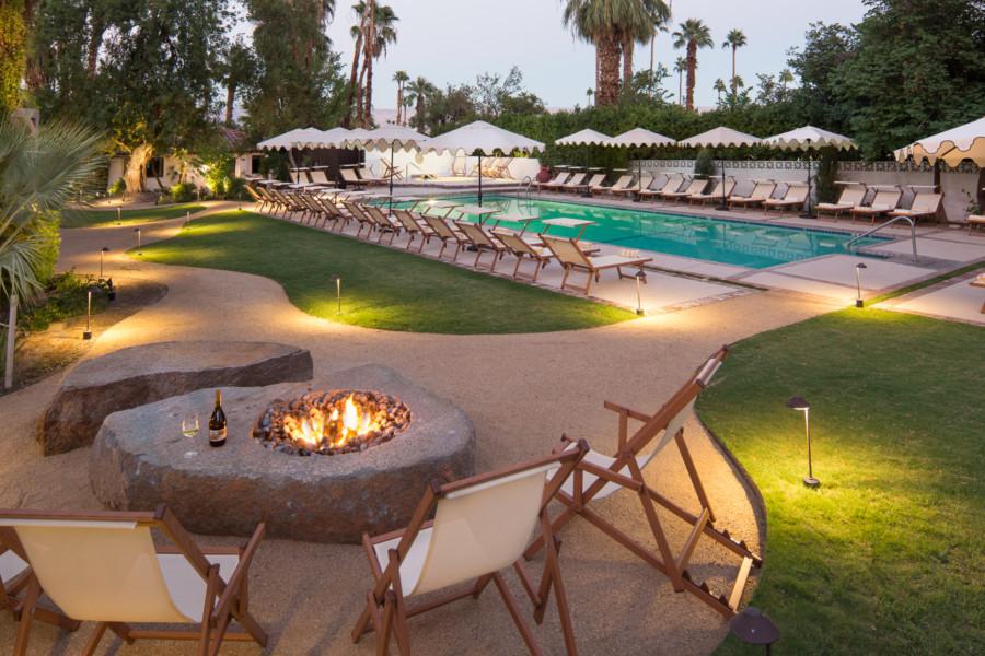 Romantic Weddings At Palm Springs Romantic Ingleside Inn